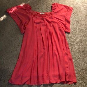 Umgee Coral Dress - Sz XL